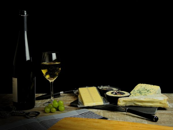 Mariage vin et fromages